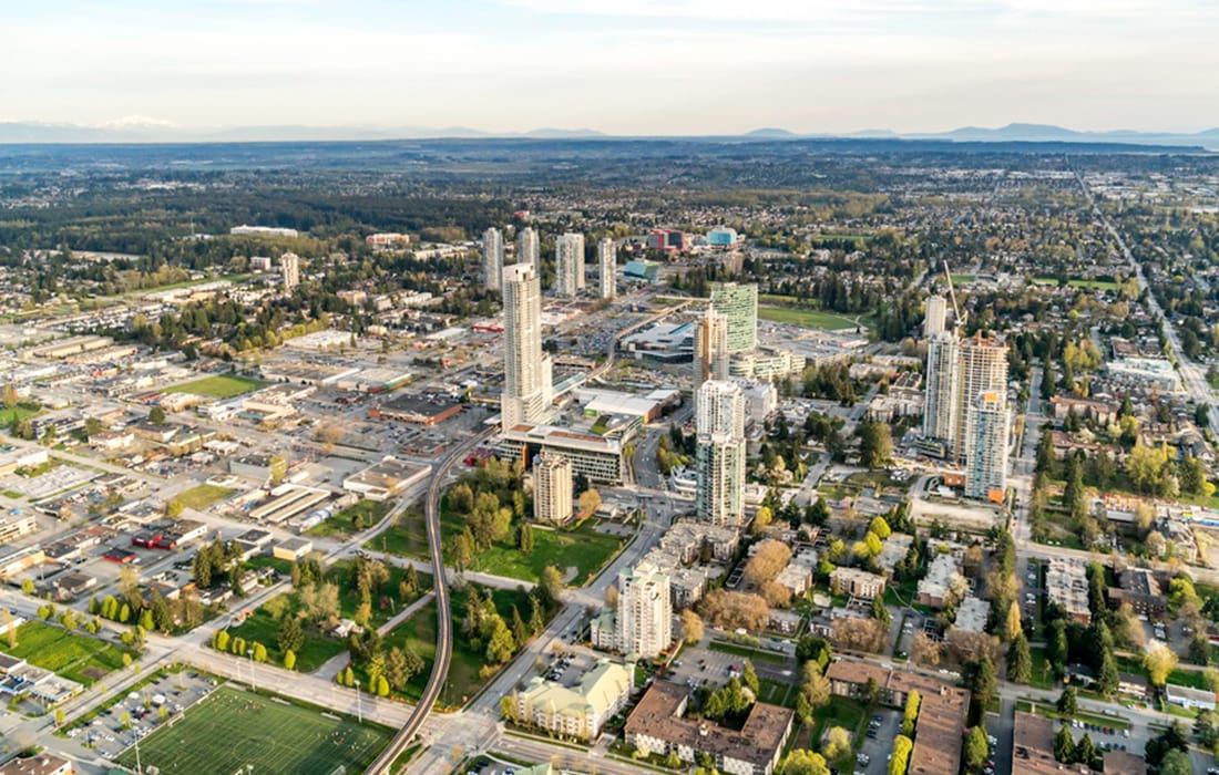 Why should you move to surrey