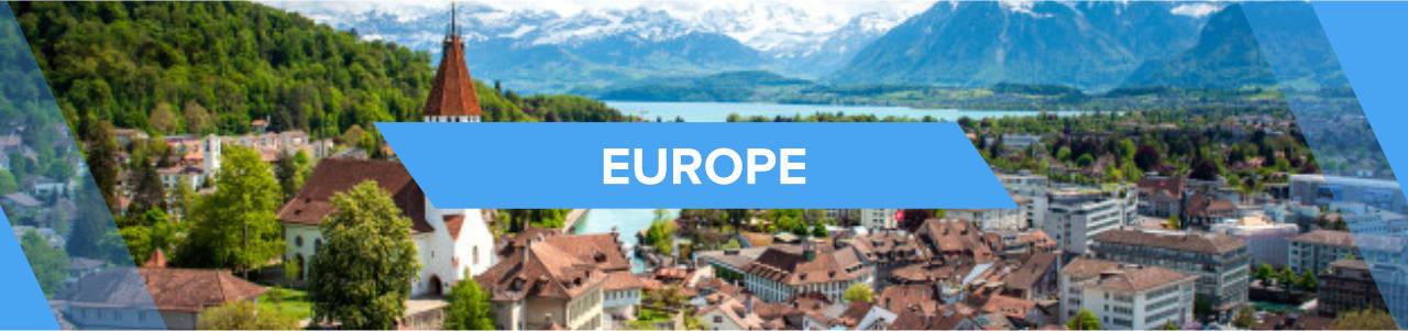Europe Banner