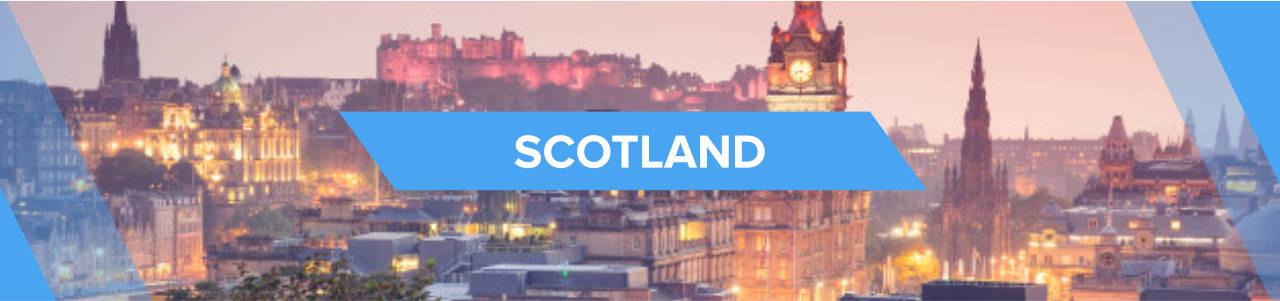 Scotland Banner