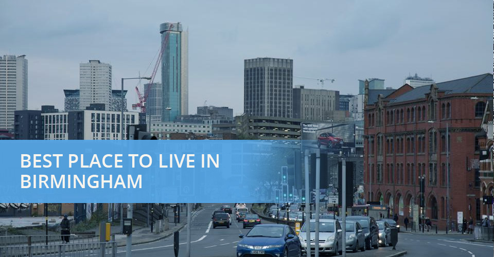 Best Place to Live in Birmingham featured image