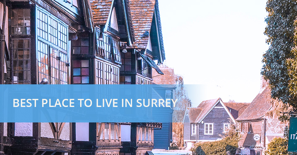 Best Place to Live in Surrey featured image